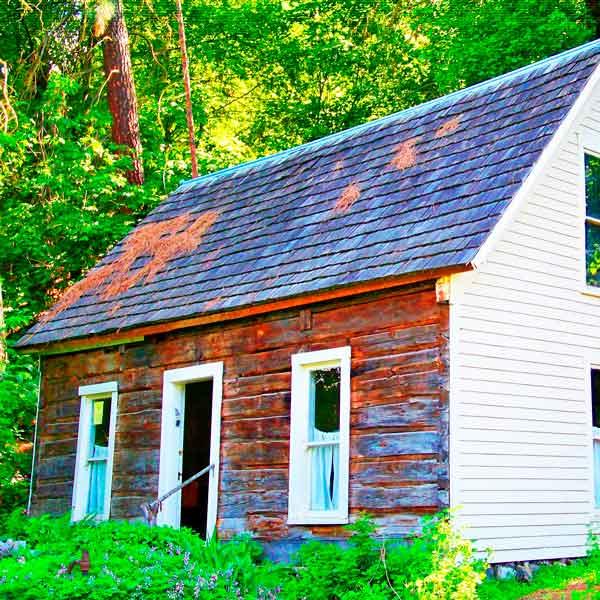 Riv ned og byg nyt hus